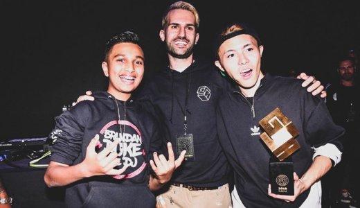 当校からDJ YUTOがA-trak主催、Goldie Awardsを制した!