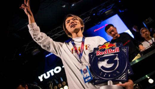 当校よりDMC世界王者のDJ YUTOがRedbull 3style Japan Finalで優勝!