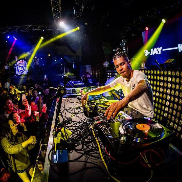 DJスクール生の活躍 DJ KEI-JAY