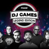 DJ Kentaroもジャッジ参加「Phase DJ Games Legend Edition」が開催!